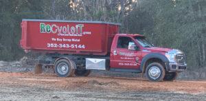 Roll-Off Dumpster Truck RecycleIT